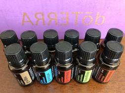 doTERRA Essential Oil 5-15 ml New / Sealed ~ Exp 2023/2024 ~