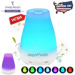 Essential Oil Aroma Diffuser  Aromatherapy Ultrasonic Cool M