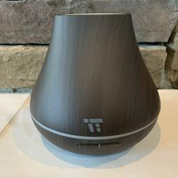 TaoTronics Essential Oil Aroma Diffuser TT-AD004 Brown Light