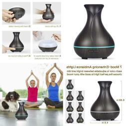 OliveTech Essential oil diffuser, 150ml Wood Grain Aromather