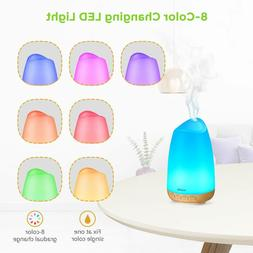 VicTsing Essential Oil Diffuser, 3rd Version 150ml Aromather
