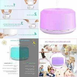 Essential Oil Diffuser 450Ml Aroma Humidifier LARGE Room W A