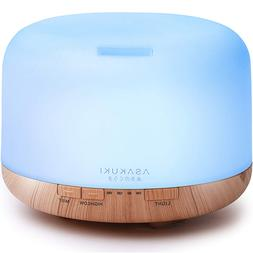 Essential Oil Diffuser, 5 In 1 Ultrasonic Aromatherapy Fragr