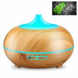 Essential Oil Diffuser Aroma Cool Mist Humidifier oils uses