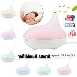 Essential Oil Diffuser Aromatherapy Portable Ultrasonic Arom