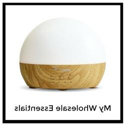 Essential Oil Diffuser by Green Air - Lumiere - NEW - covers