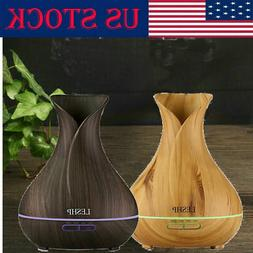 essential oil diffuser home humidifier air aromatherapy