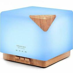 Essential Oil Diffuser Humidifier Ultrasonic Air Aroma Large