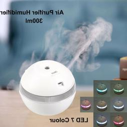 Essential Oil Diffuser Ultrasonic Aroma Therapy Air Humidifi
