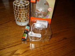 Essential Oil DIffuser with 2 Bottles of Oil....NEW...FREE S