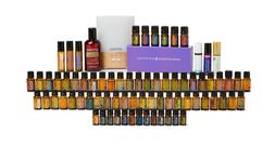 doTERRA Essential Oil Kit -- 77 bottles plus Aroma Diffuser