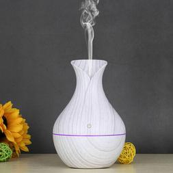 Essential Oil Ultrasonic Aroma Aromatherapy Diffuser Air Hum