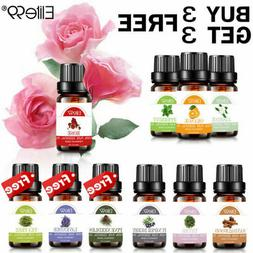 Essential Oils Pure Aromatherapy Natural Oil Organic Aroma D