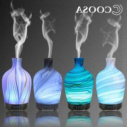 <font><b>COOSA</b></font> 100ml Glass Aromatherapy humidifie
