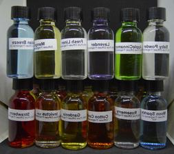 Fragrance Oil 1 oz for  Diffuser / Burners / Warmers Home/Of