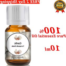 Garlic Essential Oil for Diffuser & Reed Diffusers 10ml 100%