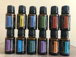 Genuine doTERRA Essential Oil 15ml NEW/SEALED ~ Exp 2023/202