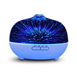 YCIND Essential Oil Diffusers Cool Mist Ultrasonic Humidifie