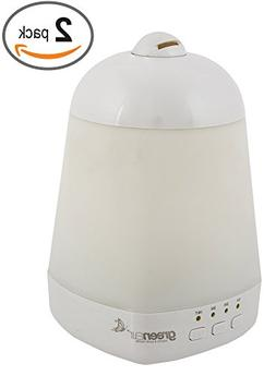 GreenAir Spa Vapor 2.0 All New Essential Oil Diffuser Advanc