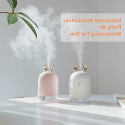 High Quality 220ML Ultrasonic Air Humidifier Aroma Essential