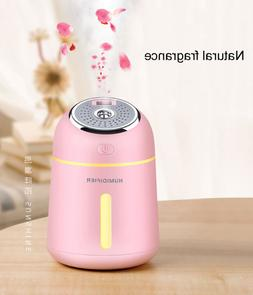 High Quality Mini Portable Humidifier Purifier Freshener Ess