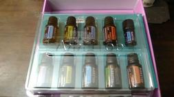 doTERRA Home Essentials Enrollment Kit 10 essential oils Pet