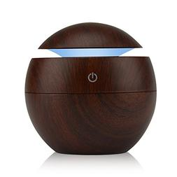 KBAYBO Humidifier Aroma Essential Oil Diffuser, 130ml Ultras
