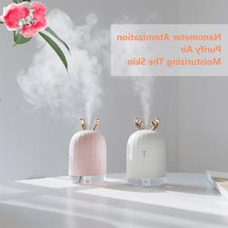 Humidifier Essential Oil Diffuser Mist Deer Bunny High Quali