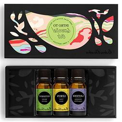 Edens Garden Intro To Essential Oils Set, 100% Pure Therapeu