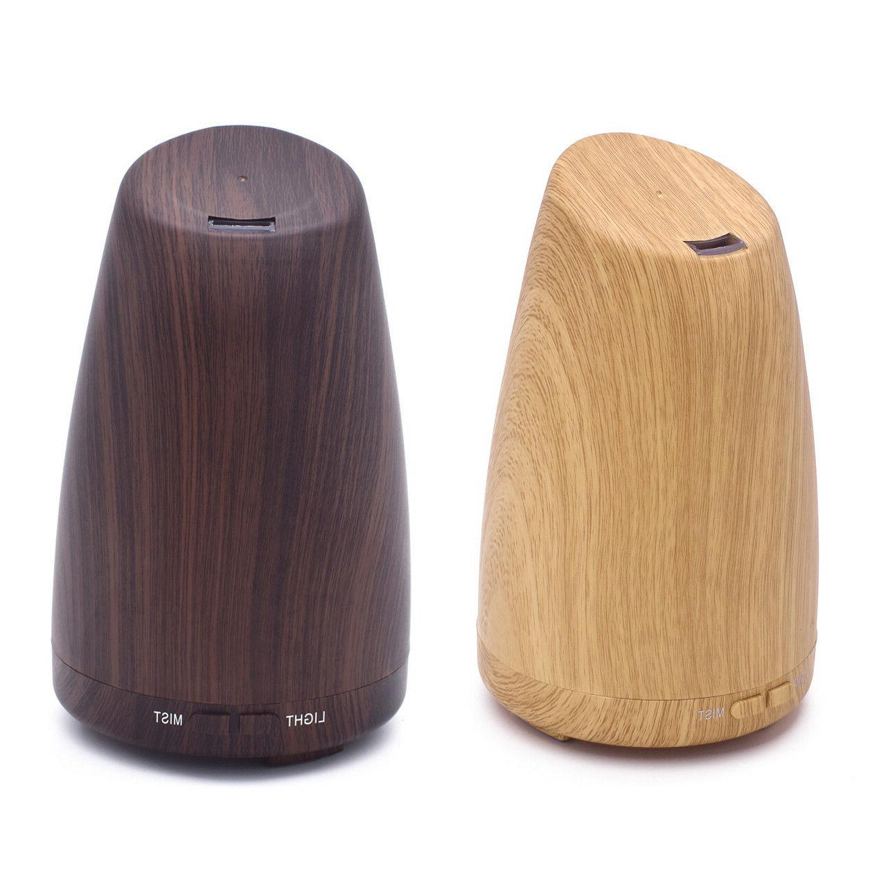 100ml aromatherapy essential oil diffuser portable cool