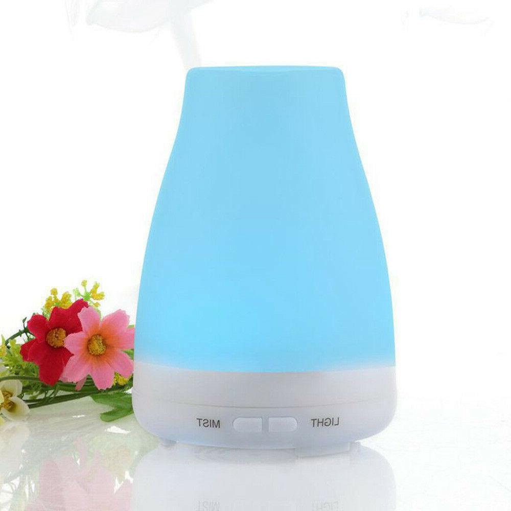 Essential Oil Diffuser Humidifier Purifier