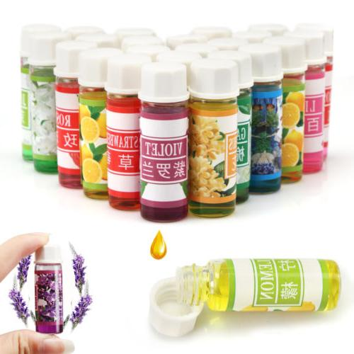 24 pcs 12 scent essential oil home