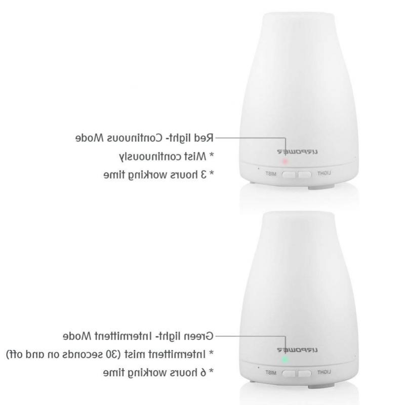 URPOWER Oil Cool Humidifier