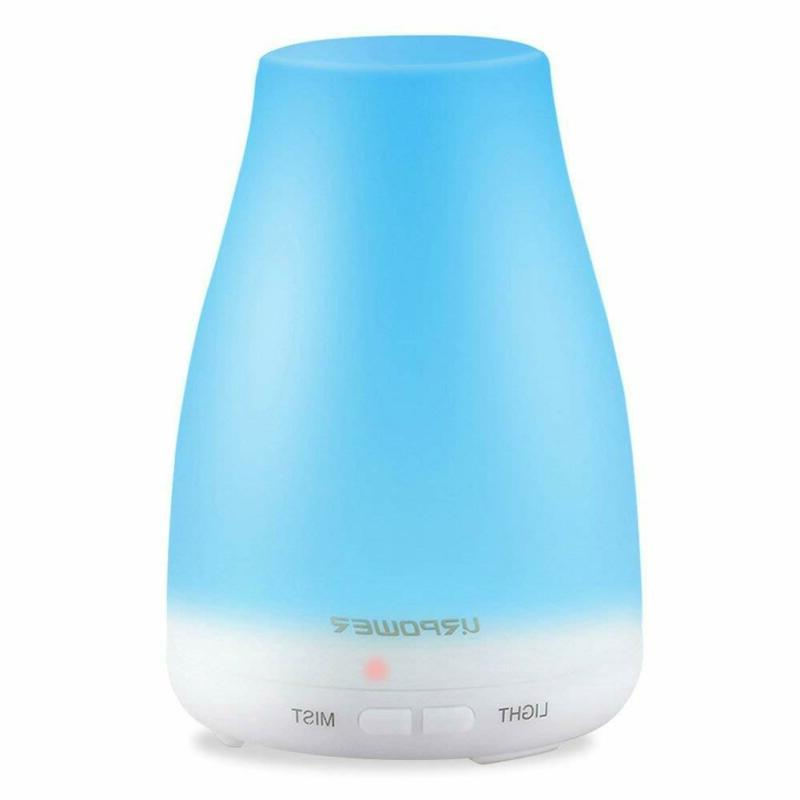Urpower 2Nd Version Essential Oil Diffuser,Aroma Essential O