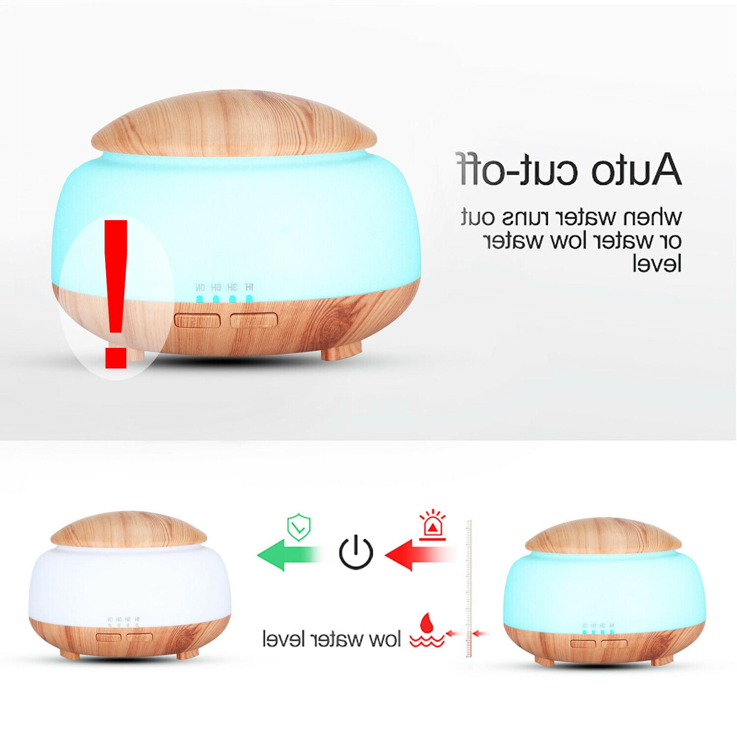 Aromatherapy Essential Humidifier