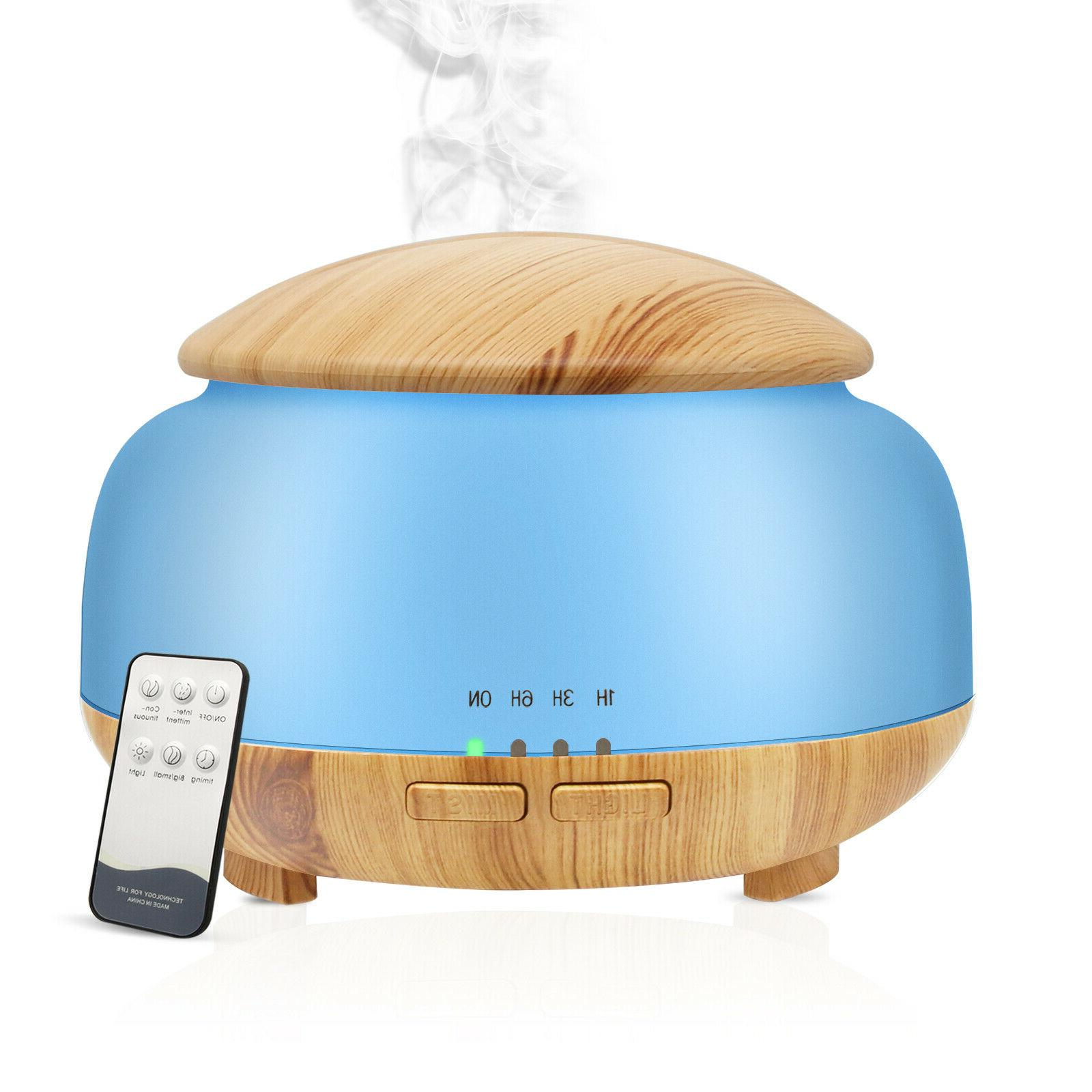 300ml essential oil diffuser aromatherapy ultrasonic cool