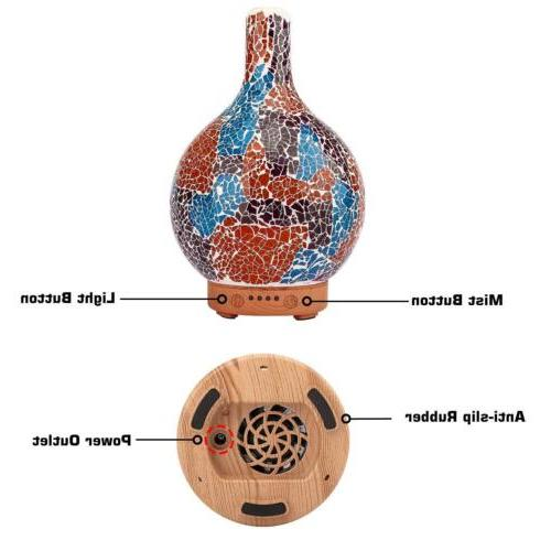 MoKo Oil Diffuser Cool Humidifier Changing