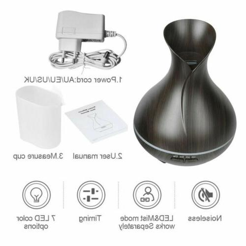 400ml Oil Humidifier with