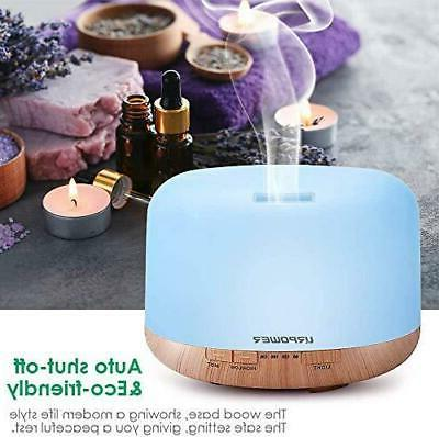 URPOWER 500ml Oil Diffusers for