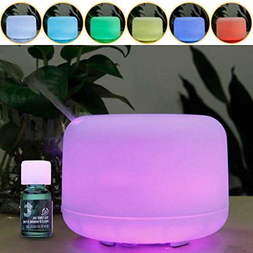 aroma diffuser atomizer air ultrasonic