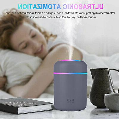 Aroma Oil Grain Ultrasonic Air LED Aromatherapy