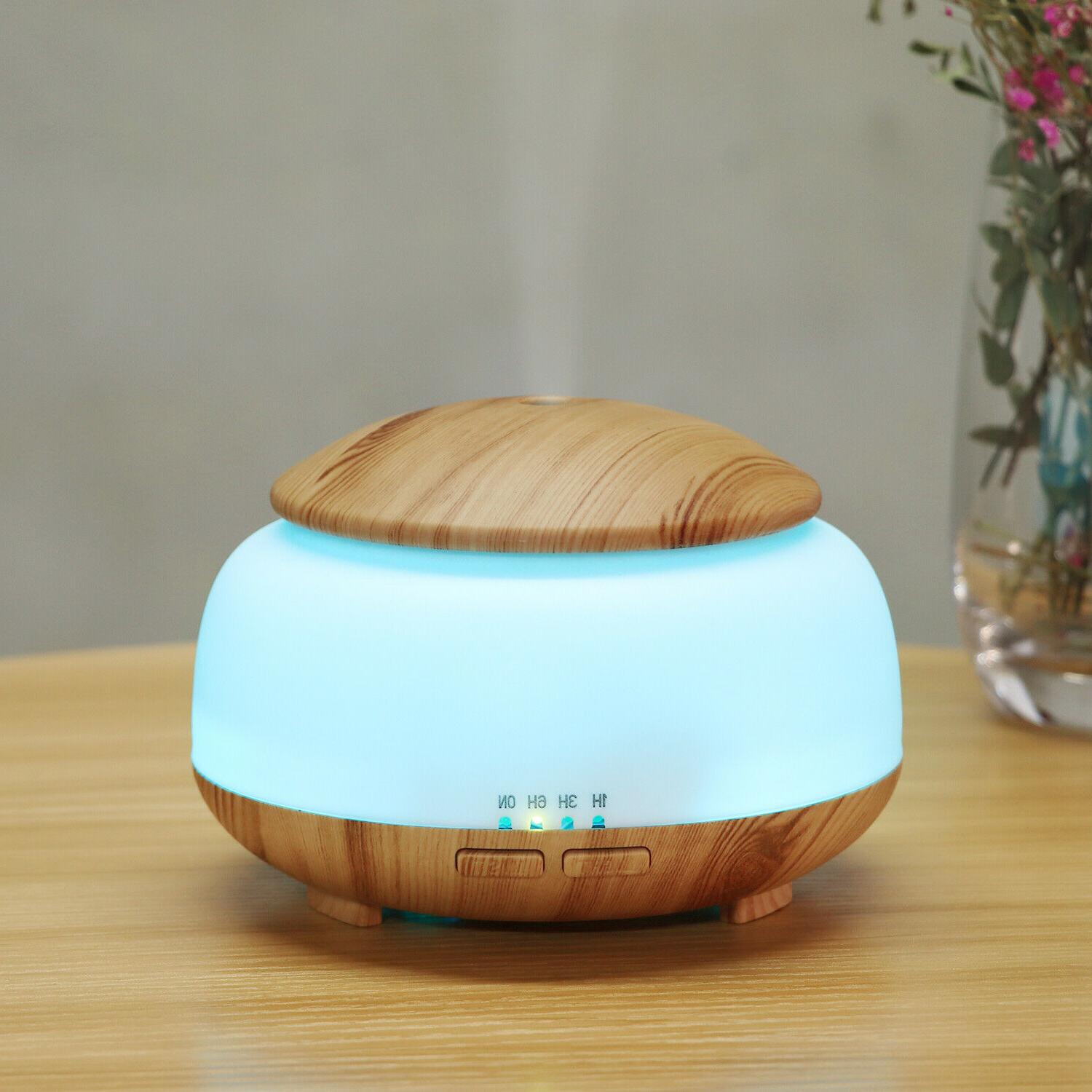 Aromatherapy Essential Oil Diffuser Humidifier