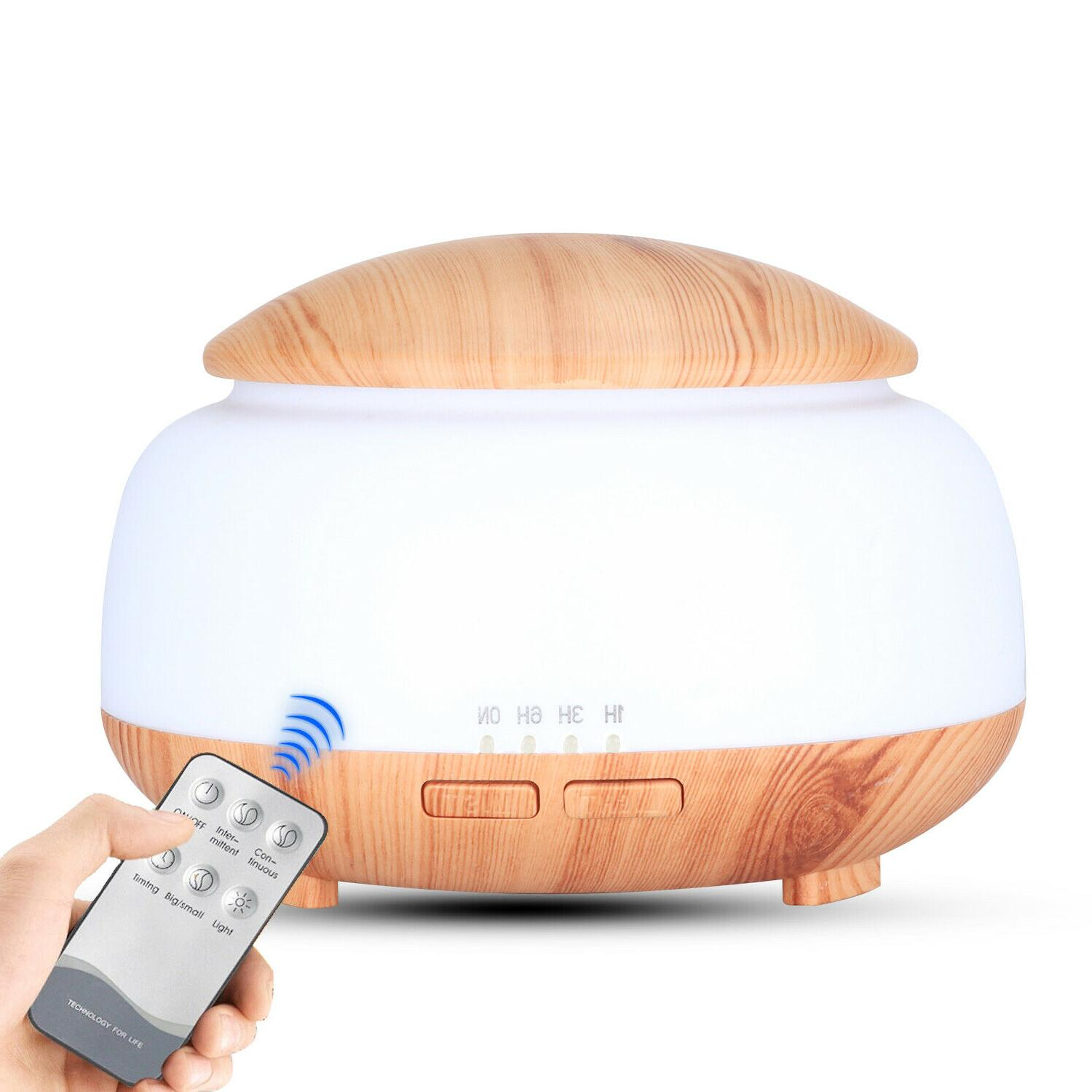 Aromatherapy Essential Diffuser Ultrasonic Mist Humidifier