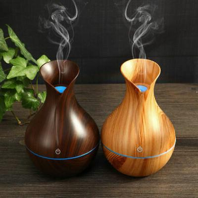 Aromatherapy Essential Oil Diffuser 130ml Mist