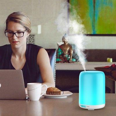 Aromatherapy 300ml Cool Mist Humidifier