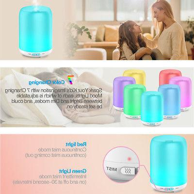 Aromatherapy Essential Oil 300ml Mist Humidifier