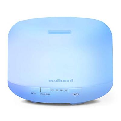 aromatherapy essential oil diffuser cool mist humidifier