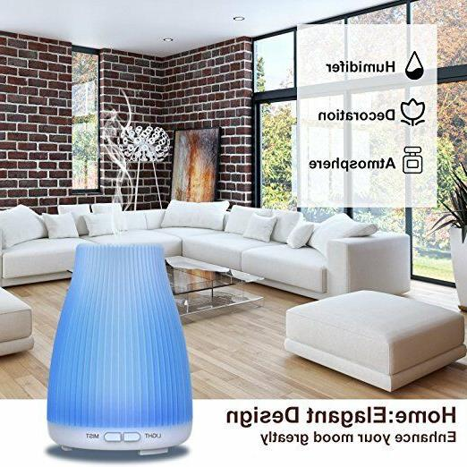 Neloodony Oil Diffuser With Shut Off Pack