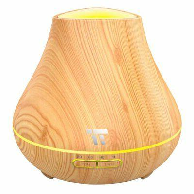 TaoTronics Oil Diffuser, 400ml Grain Diffuser for Aromatherapy