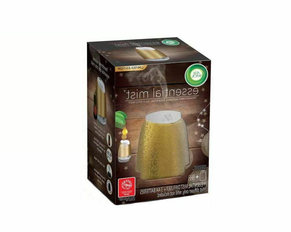 Air Limited Gold Mist Diffuser